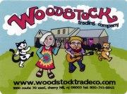 woodstock trading logo