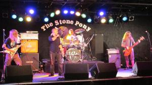Volt at the Stone Pony