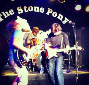 Half Daze appearing at the Stone Pony