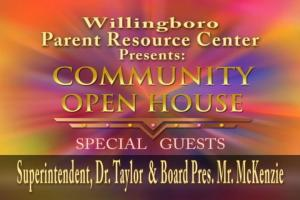 BORO COMM OPEN HOUSE